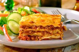 Lasagne Lunch